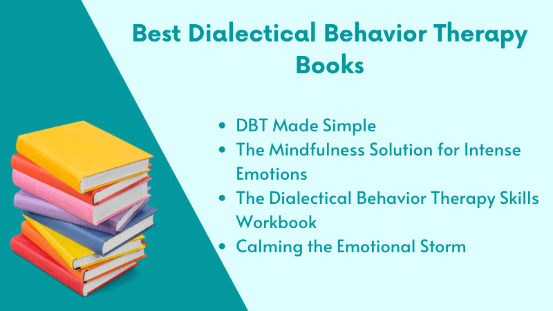 Best Dialectical Behavior Therapy Books