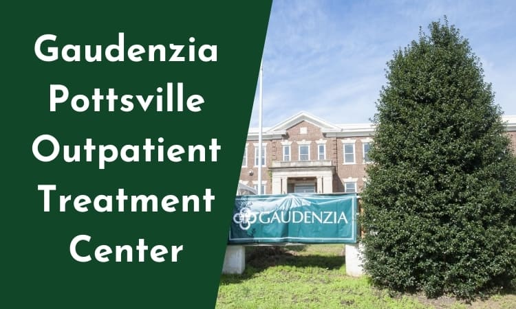 Gaudenzia Pottsville Outpatient Treatment Center